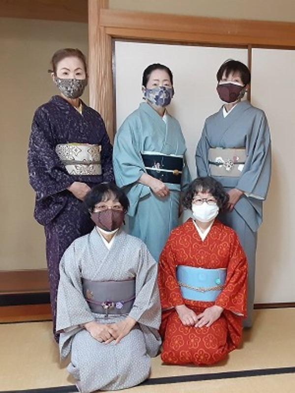 春の行事 第13弾「梅の装いまつり 倉敷庄公民館」