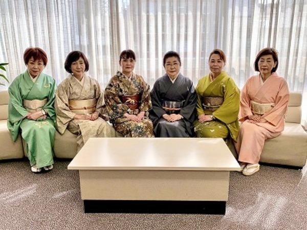 春の行事 第22弾「梅の装いまつり 広島メルパルク教室」